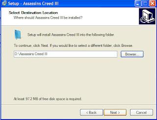 วิธีดาวน์โหลดและลงเกมส์  Assassin's Creed 3