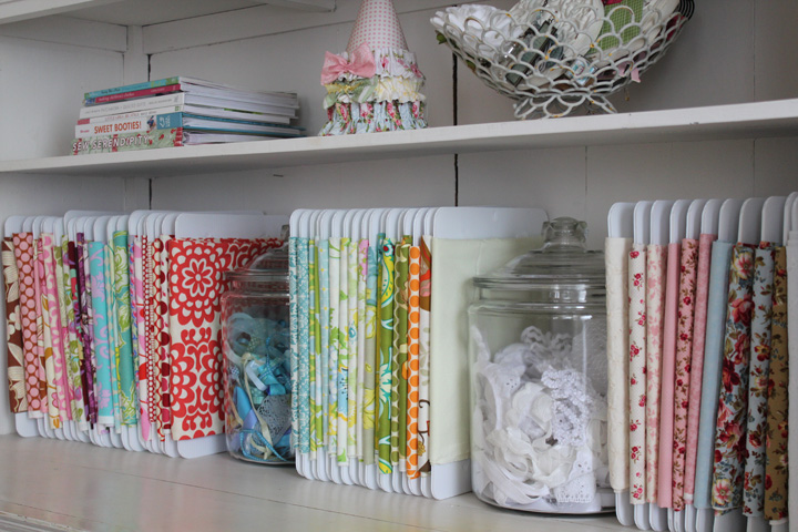 By your hands mission reorganization fabric storage for Fabric storage