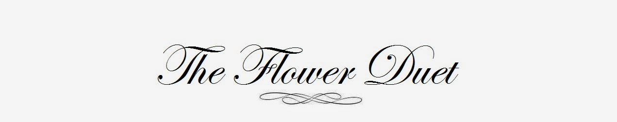The Flower Duet ~ Mother and daughter fashion blog!