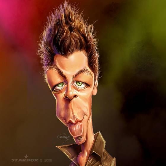 bin laden funny cartoon_08. Funny celebrity caricatures