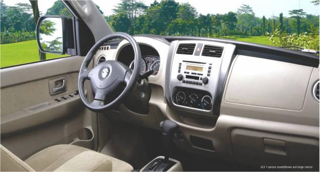 interior apv luxury