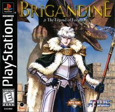 Brigandine - The Legend of Forsena - PS1 - ISO Download