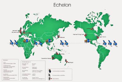 UKUSA & ECHELON di Balik Penyadapan Data Intelijen