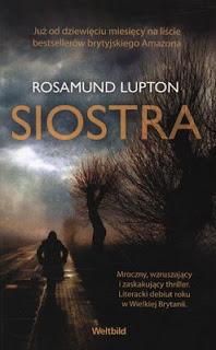Rosamund Lupton. Siostra.