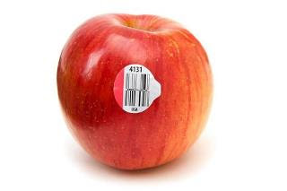 Meaning of Codes On Stickers Of APPLE