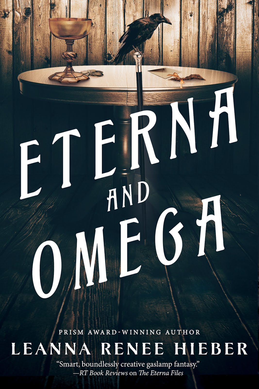 ETERNA AND OMEGA (Eterna Files 2)