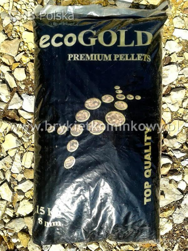 pellets EcoGOLD od AB POLSKA