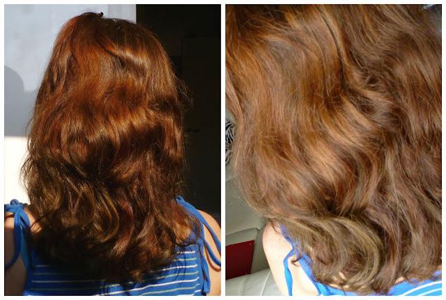Niedziela dla włosów + włosowa aktualizacja
