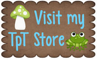 Visit my TPT Store!