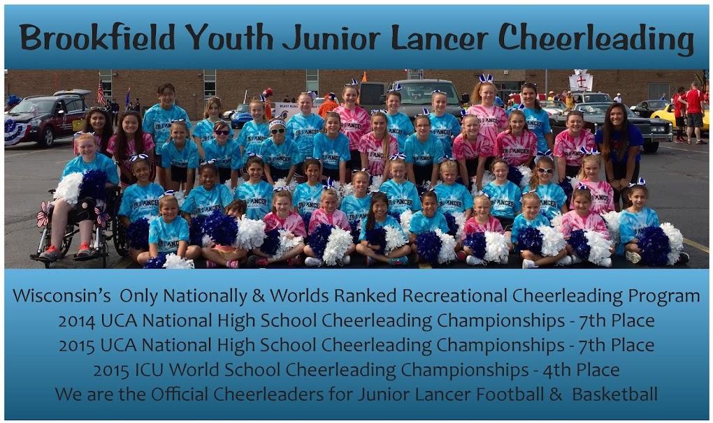Junior Lancer Cheer
