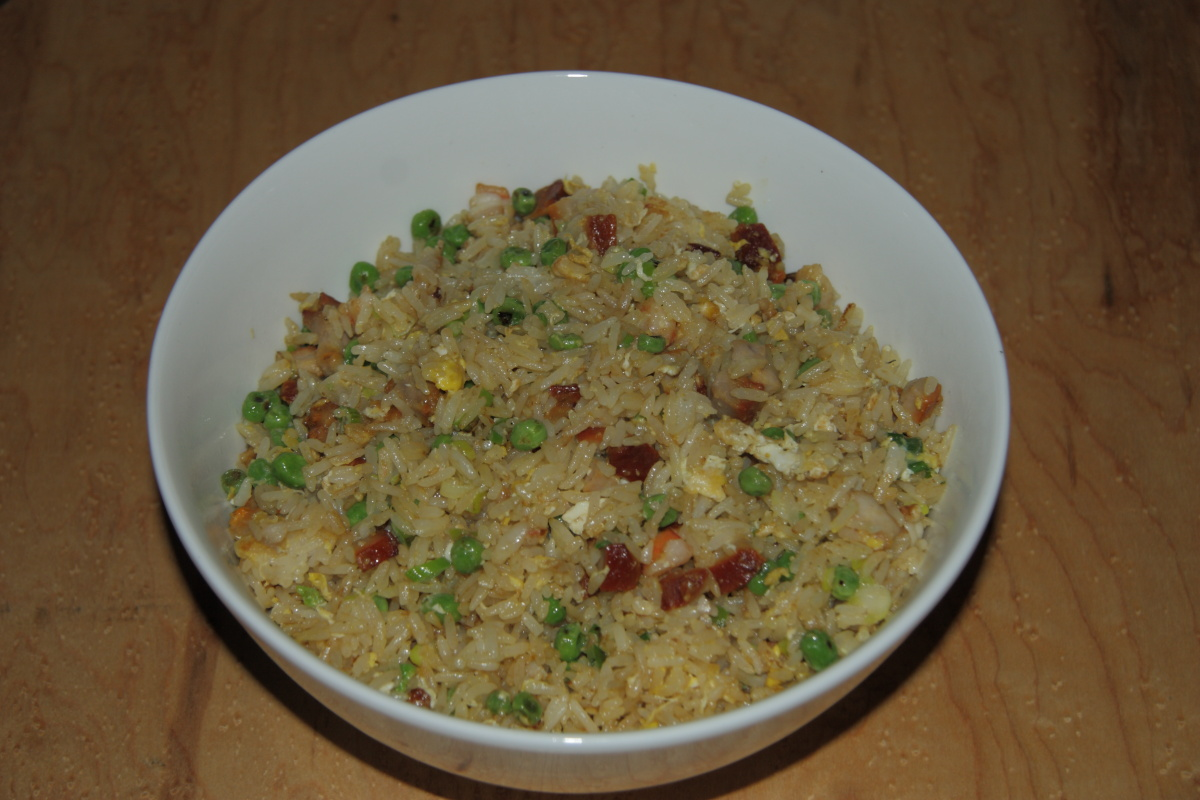 Eat drink men women minced beef fried rice yangzhou fried rice ccuart Images