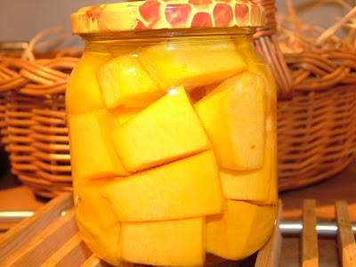 Dynia a'la ananas