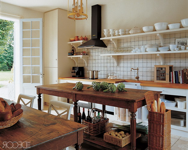 for Elle decor kitchen ideas