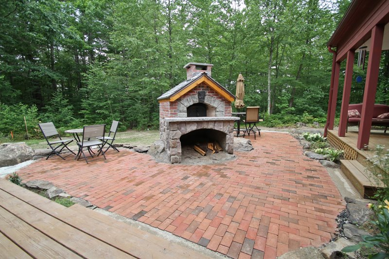 in moderate weather environments us internationally outdoor brick oven luxury dozen days wood fired pizza kits ebay diy kit uk for sale canada