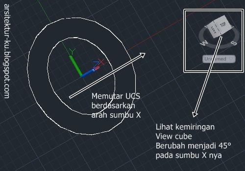 how to fix ucs in autocad
