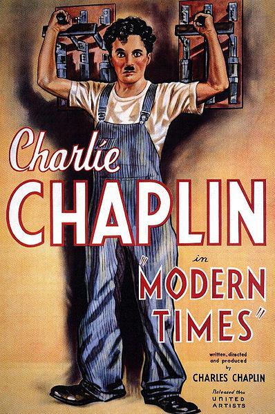 צ'ארלי צ'פלין - זמנים מודרניים