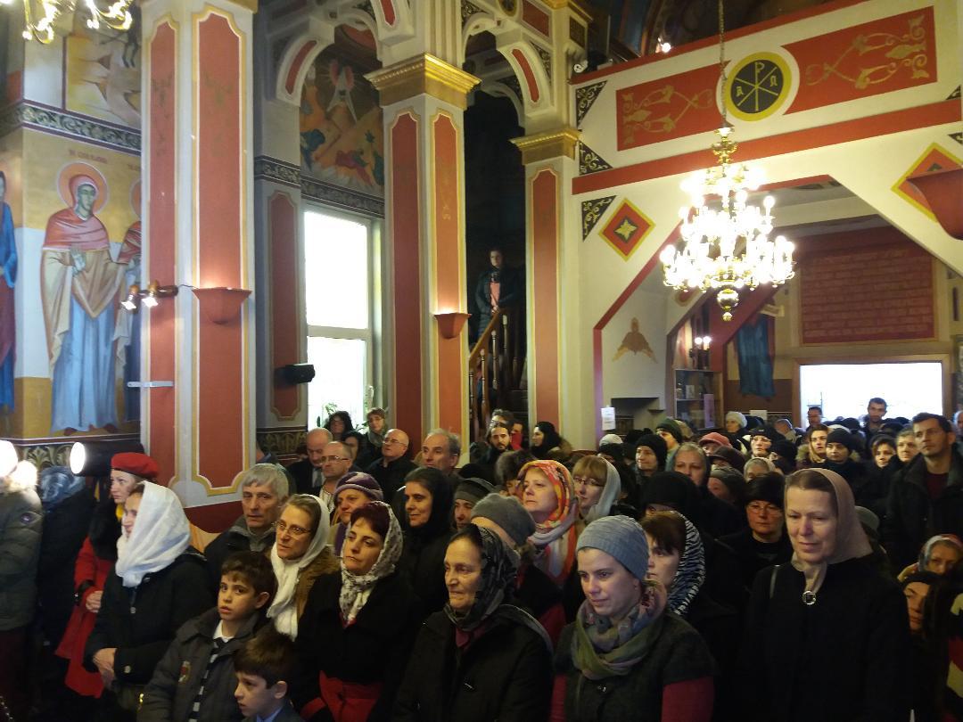 14 Ianuarie și publicul sibian mereu la înălțime!