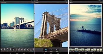 Edita y retoca tus fotos e imágenes con Aviary para Android