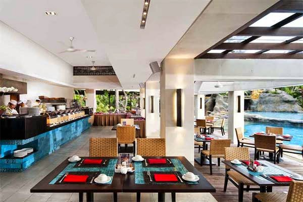 Restoran Padma Resort Bali