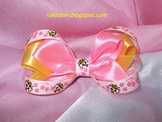 Красивые бантики для маленьких принцесс))) 2012-4+175