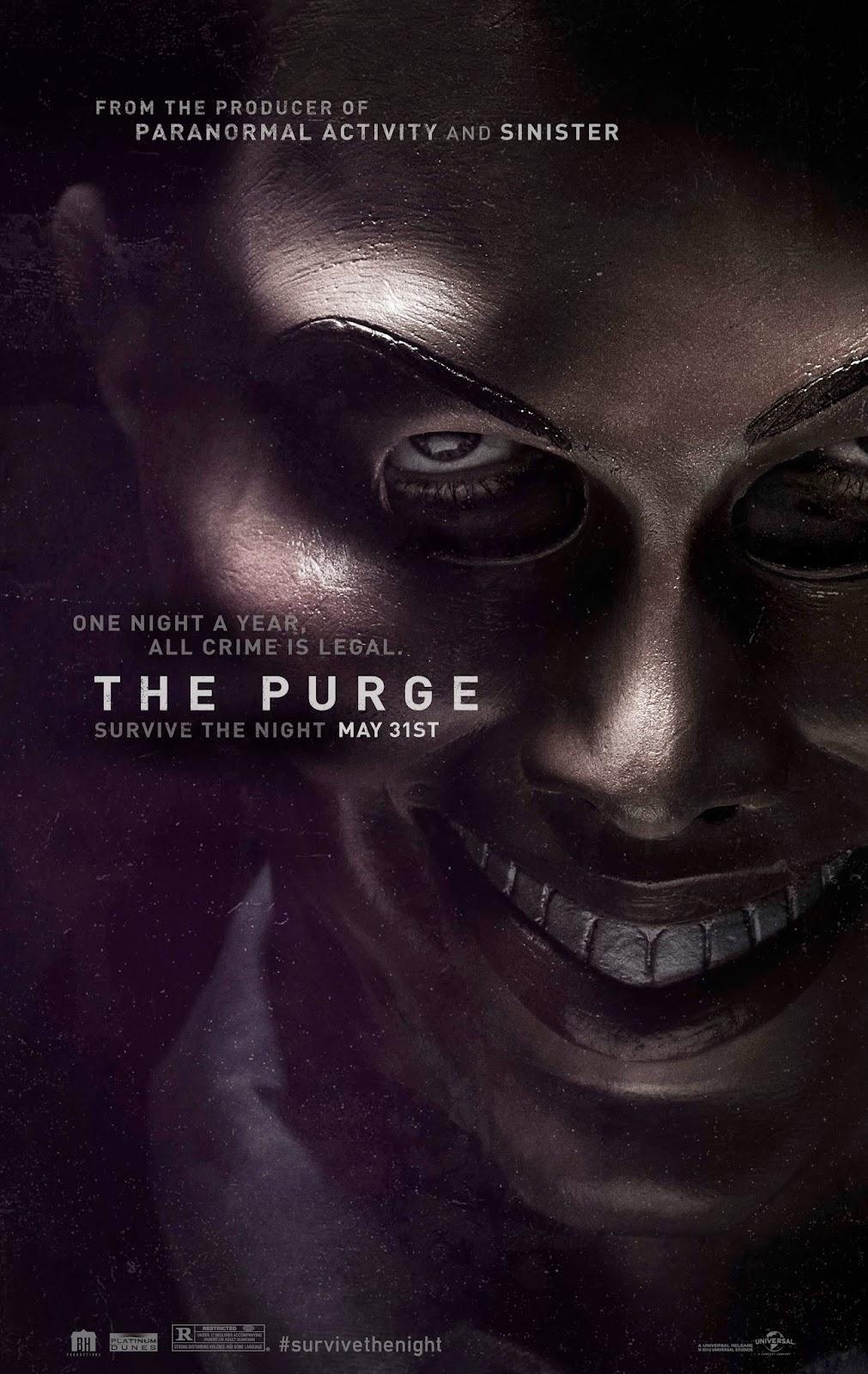 Full Movie The Purge: Anarchy HD
