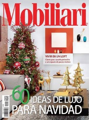 Revistas de manualidades gratis mobiliari noviembre 2010 for Revistas decoracion interiores