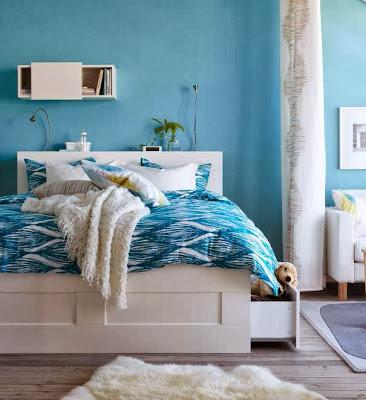 Contoh Desain Kamar Tidur Modern 2013