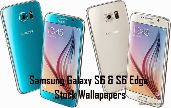 Samsung Galaxy S6 Stock Wallpapers
