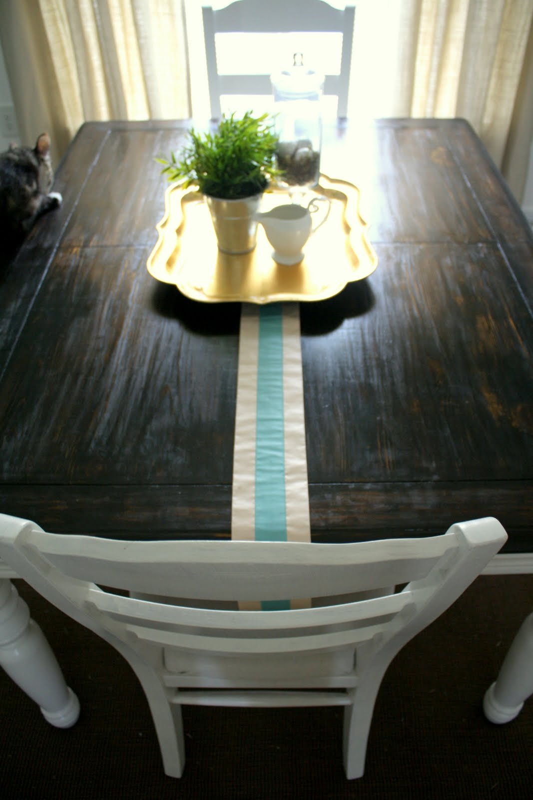 refinishing dining room table refinishing kitchen table