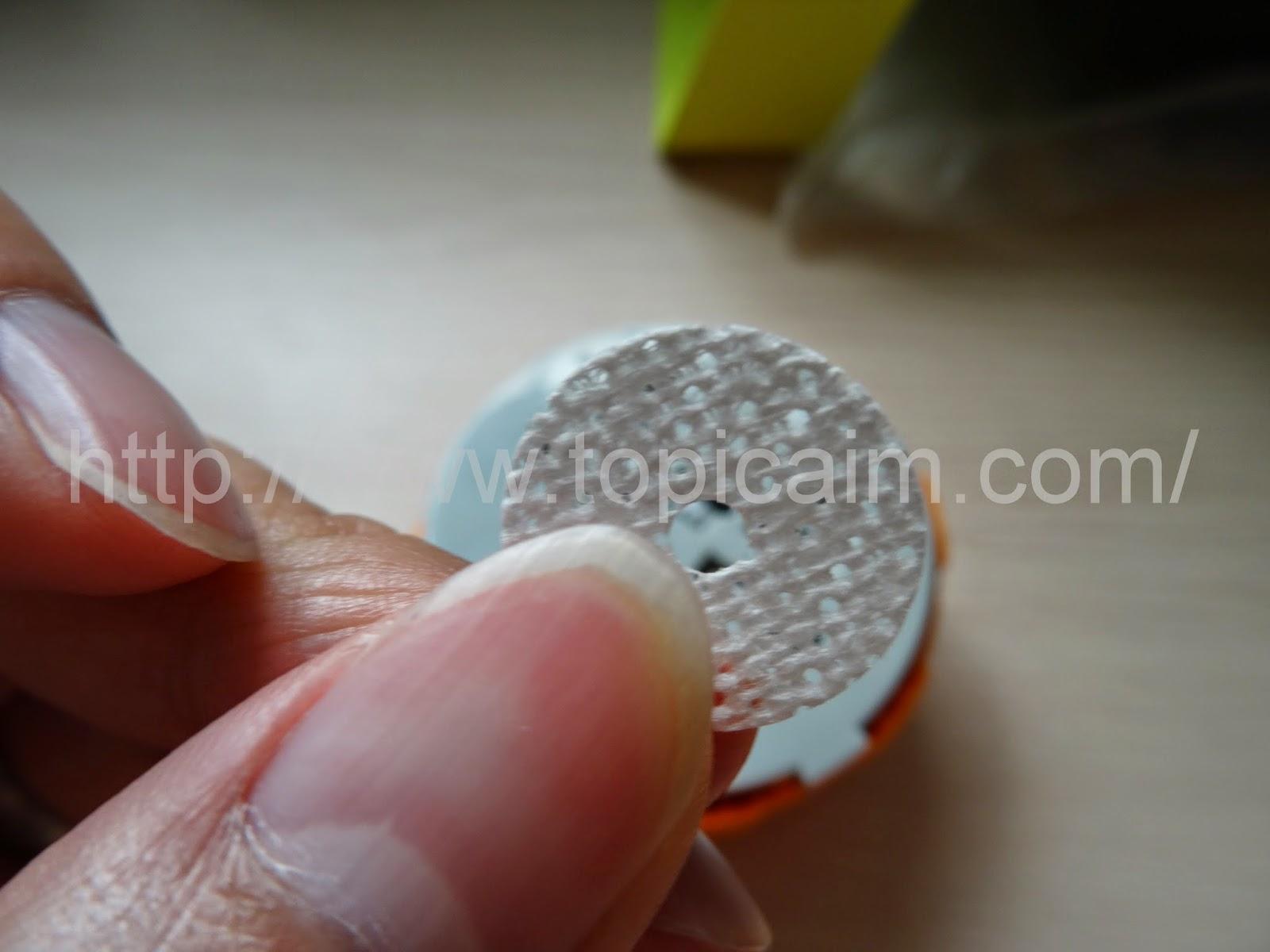 螢幕清潔機器人AutoMeeS清潔棉片
