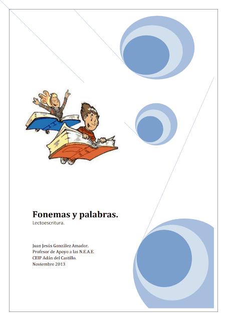 FONEMAS Y PALABRAS