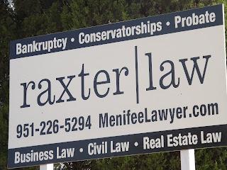 Menifee Attorney