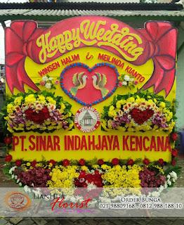 karangan bunga pernikahan, toko bunga, bunga papan, toko bunga di jakarta, buket bunga pernikahan