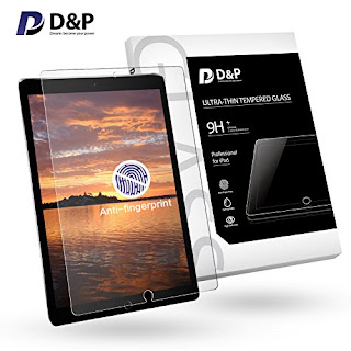 """2x Supershieldz Tempered Glass Screen Protector for Apple iPad Air 10.5/"""" 2019"""