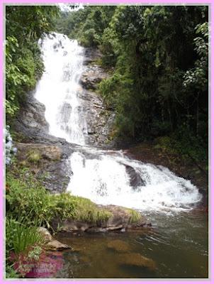 Cachoeira 5 estrelas em Visconde de Mauá
