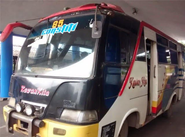 Bus Kawan Kita