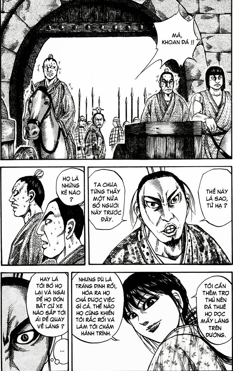Kingdom – Vương Giả Thiên Hạ (Tổng Hợp) chap 78 page 6 - IZTruyenTranh.com