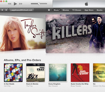 Free Download iTunes For Mac And Windows PC