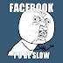 Macam mane nak surf facebook kalau internet lembab..