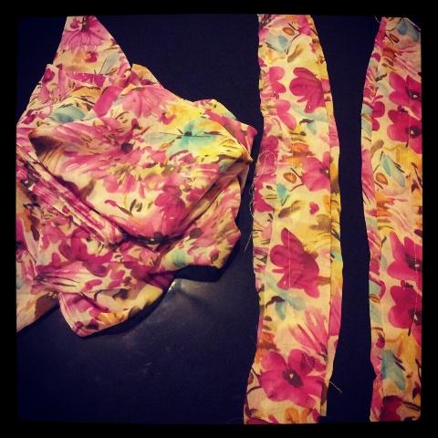 moda estilo corte costura moldes blusa babado chifom