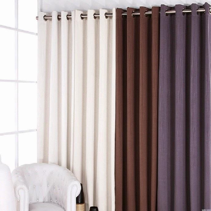 Cortina ollaos la reinvenci n de la cortina cl sica for Doble cortina para salon
