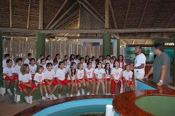 Expedição Pedagógica ao Oceanário de Aracaju