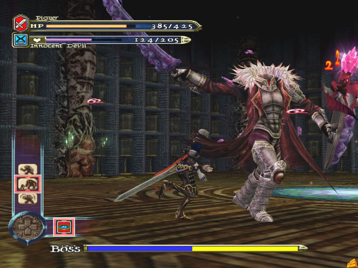Castlevania curse of darkness pc
