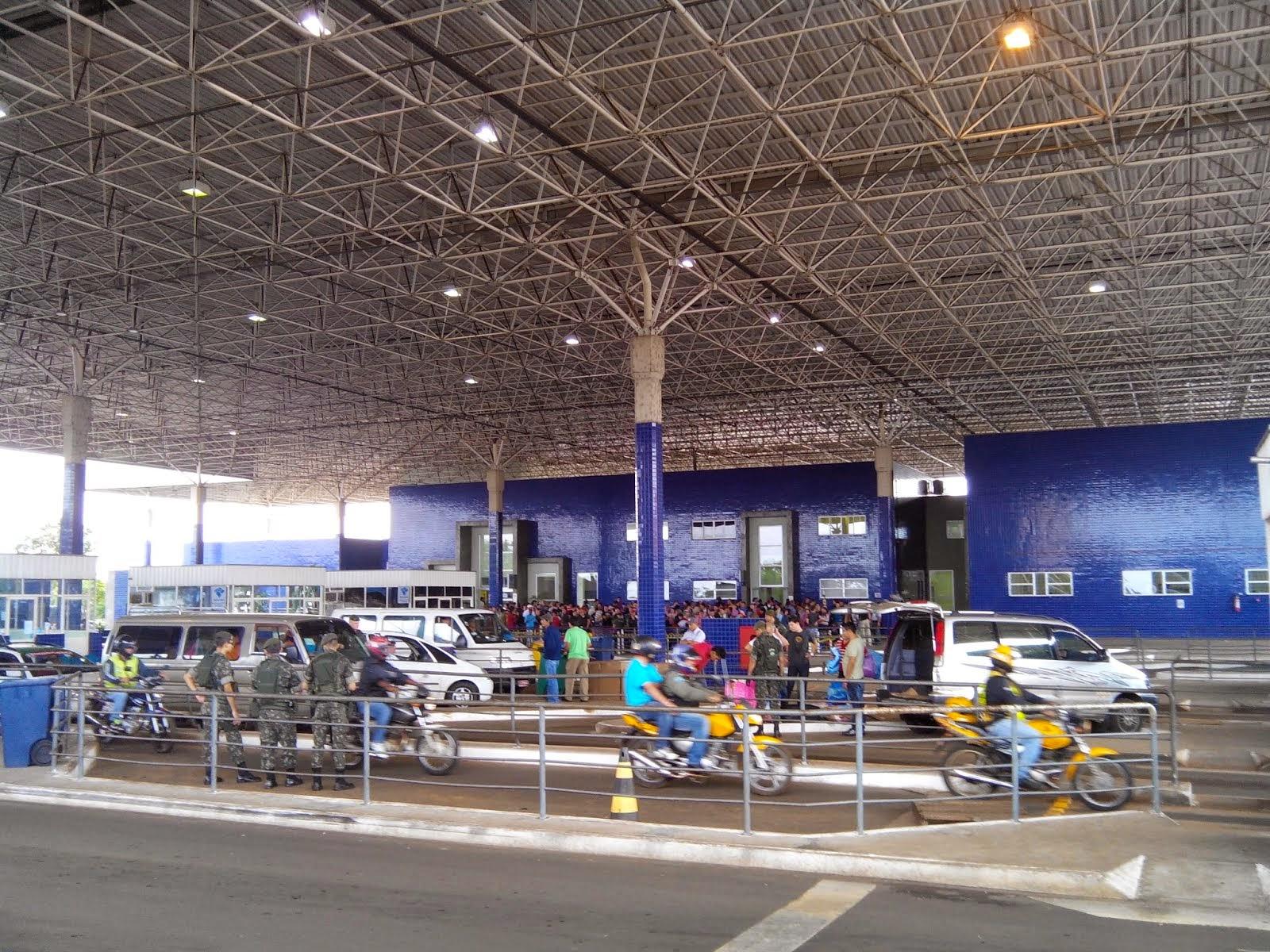 Qual o imposto para trazer produtos do Paraguai