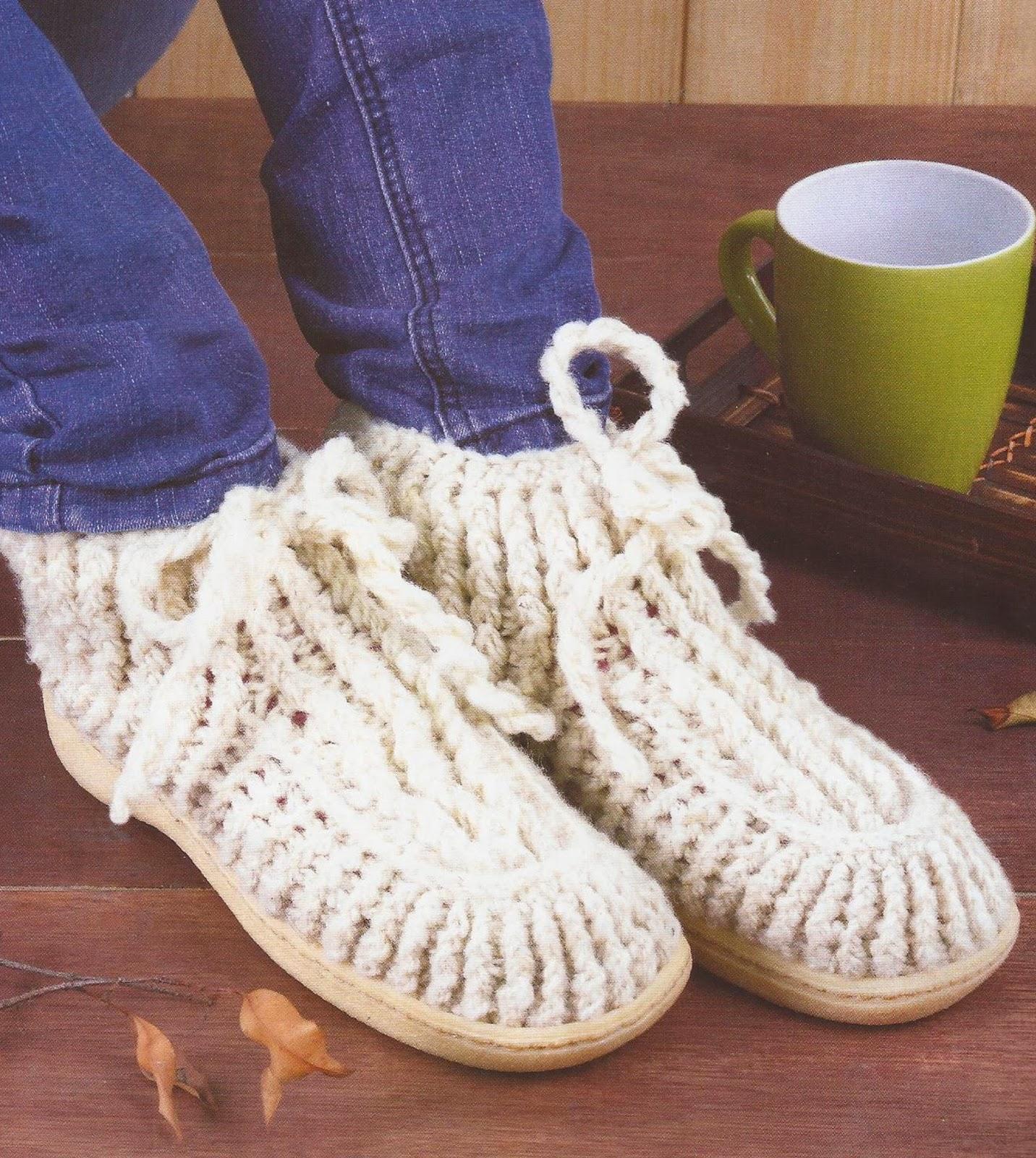 Zapatos a Crochet | Botines