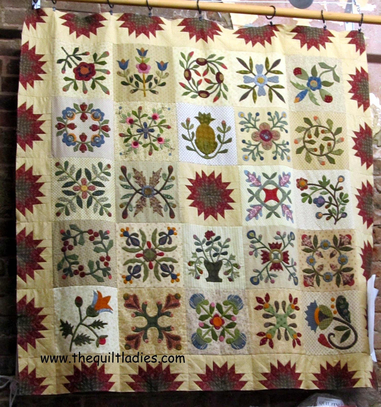 quilts from the quilt ladies site