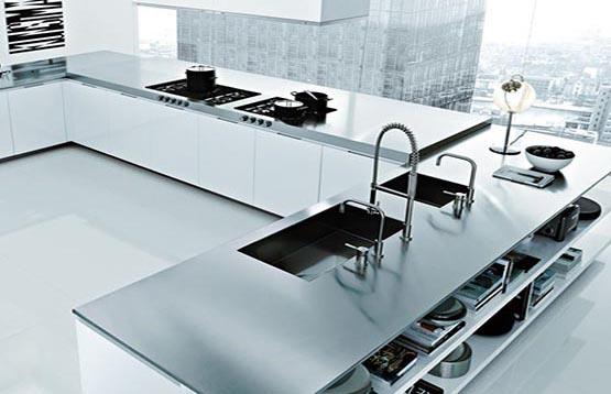 Beberapa Tips Khusus untuk Desain Dapur modern