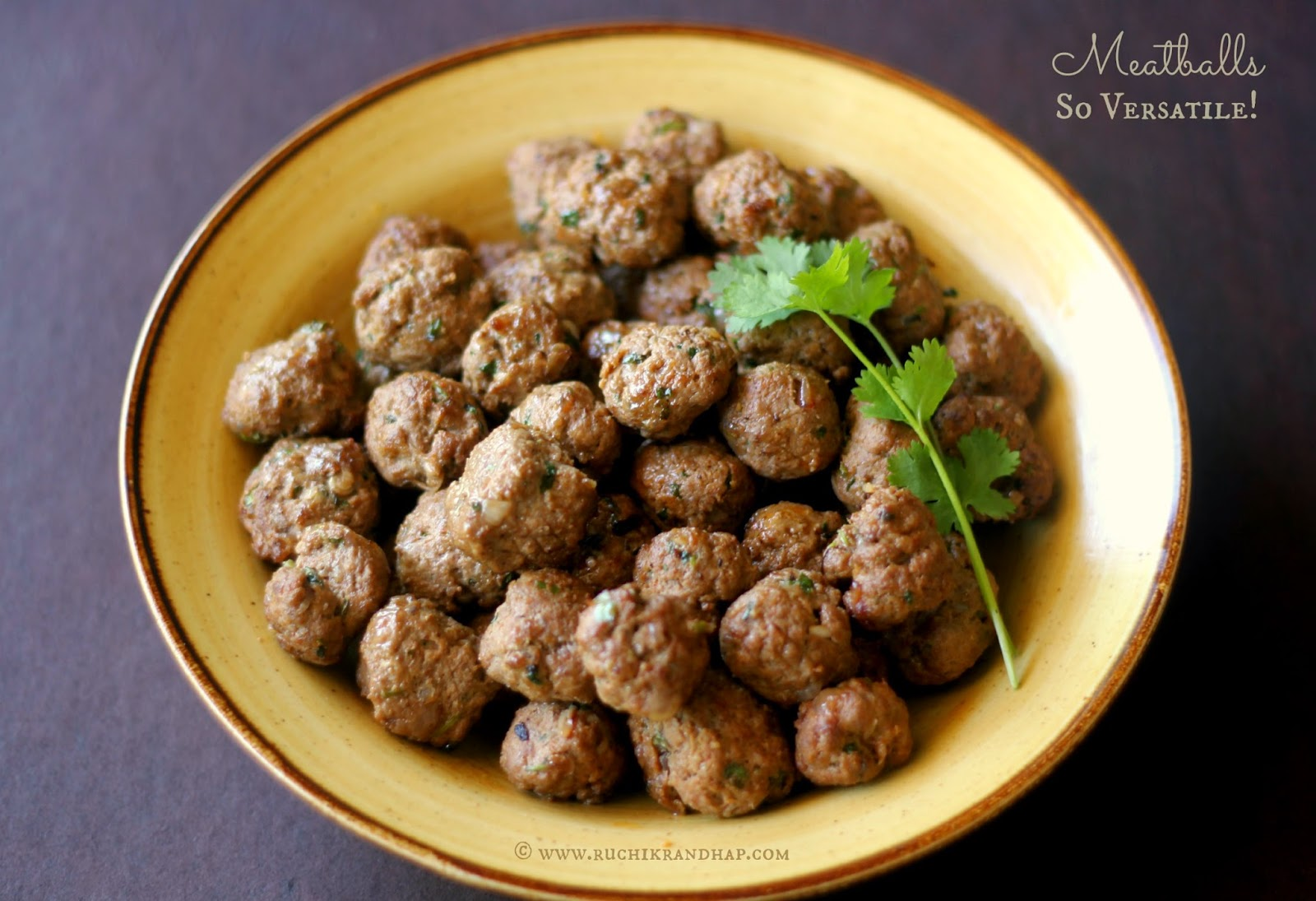 ruchik randhap delicious cooking meatballs in an airfryer when the hubby cooks. Black Bedroom Furniture Sets. Home Design Ideas