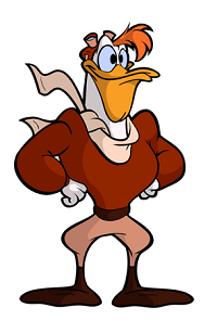 A picture of Launchpad McQuack