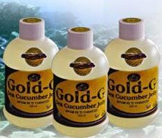 Aturan Minum Jelly Gamat Gold G